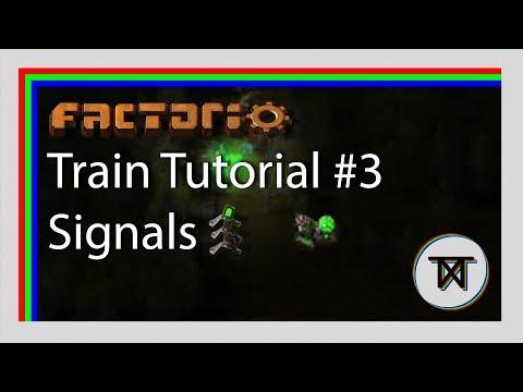A Guide to Signals - Factorio 0.16 train tutorial #3