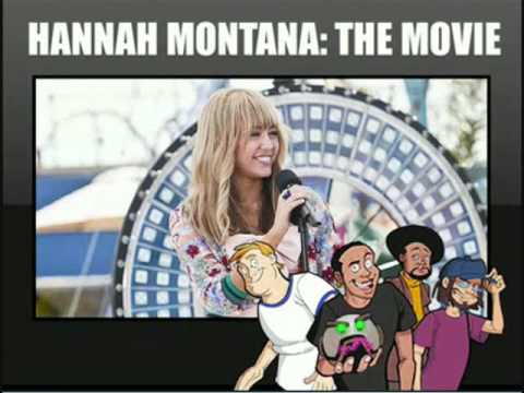 hannah montana the movie spill review part 1 2 youtube