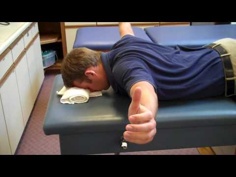 Blackburns- Blackburns for Shoulder Strengthening