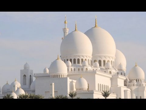 Worlds 5 Most Beautiful Mosques Amazing Mosques Youtube