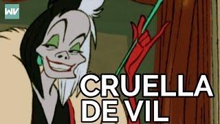 Cruella De Vil's FULL STORY - Why She's A Great Villain: Discovering Disney