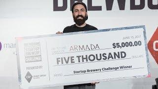 Startup Brewery Challenge Winner Announcement