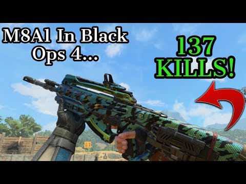 The Swordfish Operator Mod Is NASTY 137 KILLS! (BO4)