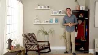 Belham Living Easy-mount Floating Shelves - Set Of 3 - Product Review Video