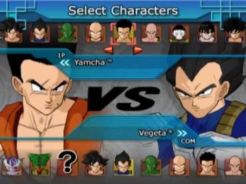 Dragon Ball Z: Budokai Tenkaichi (PS2 Gameplay)