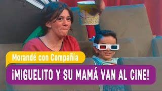 Miguelito y su mamá van al cine - Morandé con Compañía 2016
