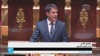 الحكومة الفرنسية تنجو من اقتراع بحجب الثقة في الجمعية الوطنية