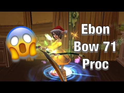 Arcane Bow Level 71 - Proc