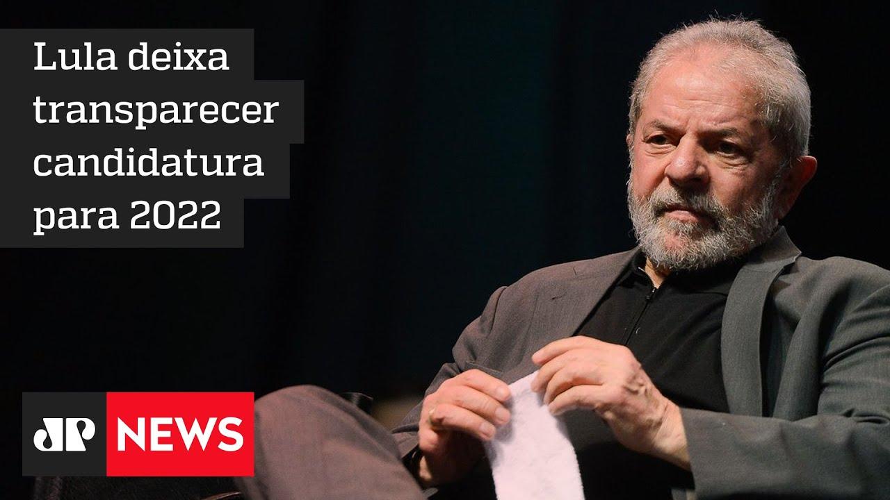 Download Lula ignora petrolão e fala em 'planos para a Petrobras' em entrevista