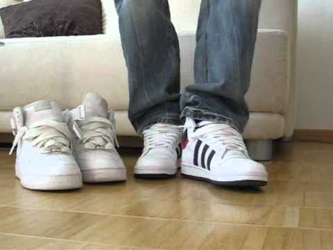 nike air force vs adidas superstar