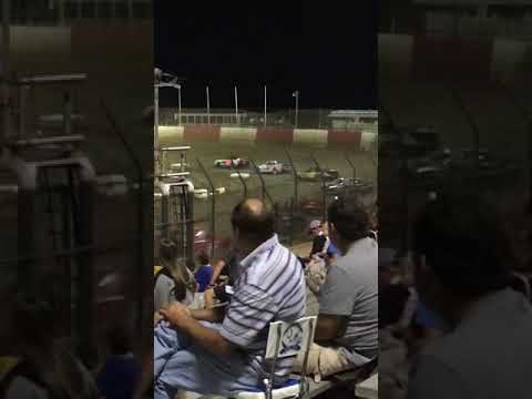 East Bay Raceway Street Stock Close Finish!!