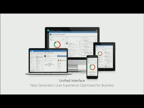 Mobility for Microsoft Dynamics 365 for Sales and Service | BRK2118