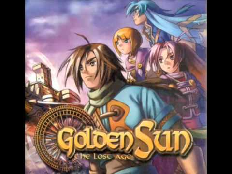 Golden Sun The Lost Age Soundtrack - World Map Theme