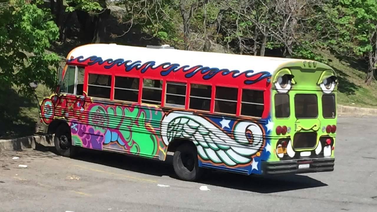 blue bird mini p30 school bus conversion start to finish youtube