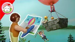 Playmobil Film deutsch - Der Malwettbewerb - Familie Hauser Spielzeug Kinderfilm