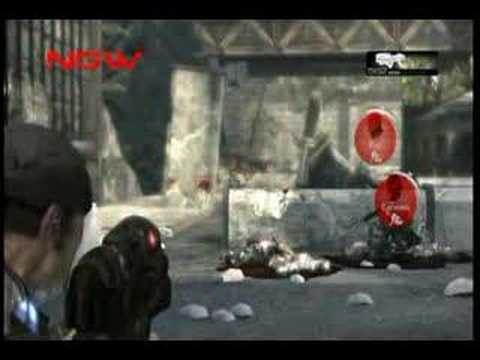 Gears Of War - Ashes - Fish In A Barrel | WikiGameGuides