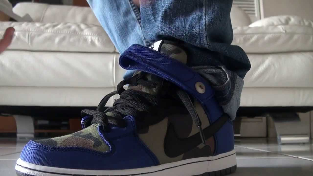 nike air max violet et argent - Nike SB Dunk Mid Skate or Die Review and On Feet Look - YouTube