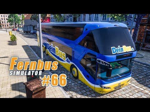 FERNBUS SIMULATOR Reloaded #66 - Multimedia DLC mit Radio au