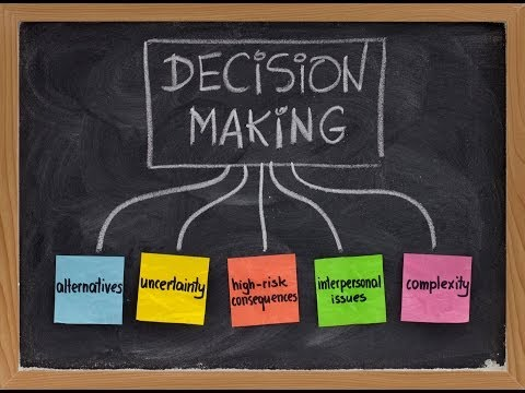 TONY ROBBINS  DECISIONS