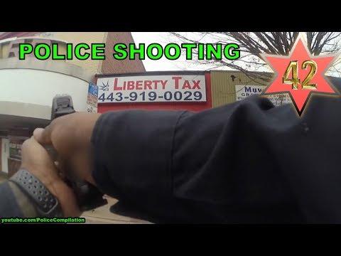 Police shooting criminals, part 42