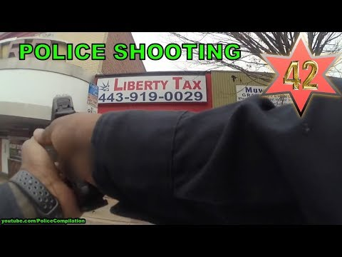 Police shooting criminals, part 42