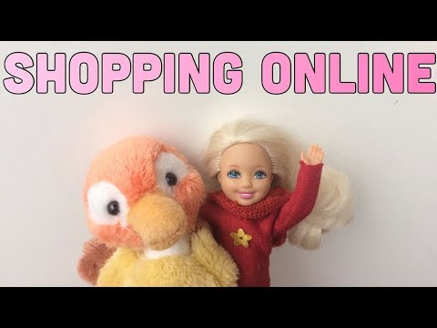 Barbie's Adventures Shopping Online