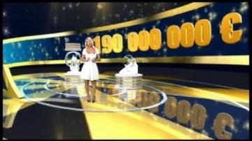 Tirage EUROMILLIONS 190 MILLIONS € Vendredi 10 Août 2012 1 gagnant