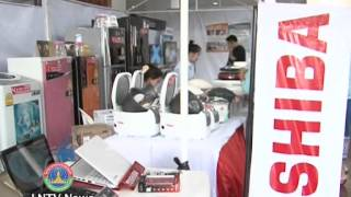 Lao NEWS on LNTV: JETRO office opens to promote Japanese investment in Laos.30/4/2014