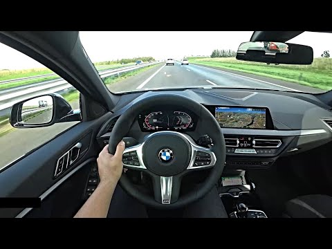 The NEW BMW 1 Series 2020 Test Drive