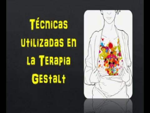 Técnicas utilizadas en la terapia Gestalt - YouTube