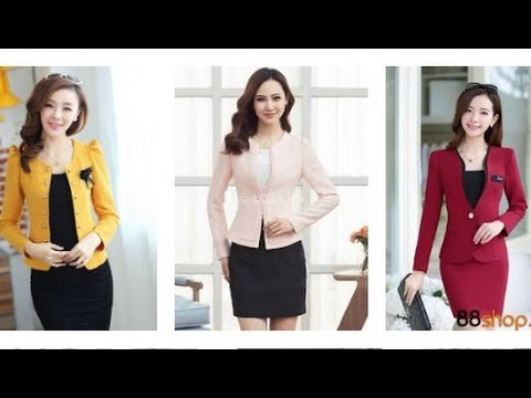 Top 100 Mẫu áo Vest Nữ Hàn Quốc đẹp đang được Yêu Thích Hiện Nay