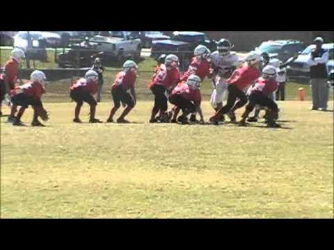 2011 Colts Rookies vs Pelahatchie