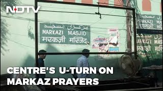 Covid-19 News: Centre's U-Turn In Delhi High Court Over Prayers At Markaz
