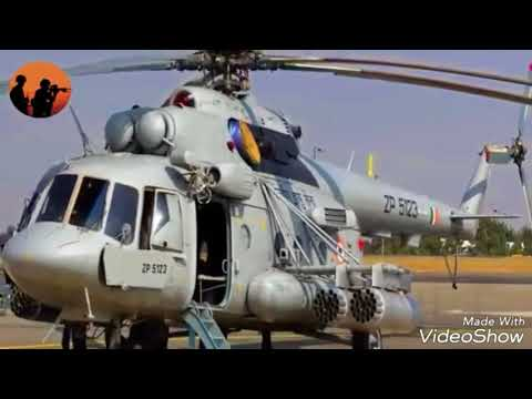 Indian Air Force`s Secret Underground airbase Hangar for military aircraft