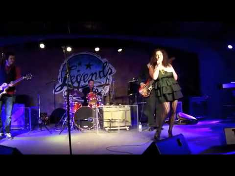 Gina Sicilia - Crazy 'Bout You Baby - Blues Blast Music Awards