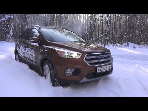 Фото к видео: 2017 Ford Kuga 1.5 EcoBoost AWD Titanium Plus Тест-Драйв