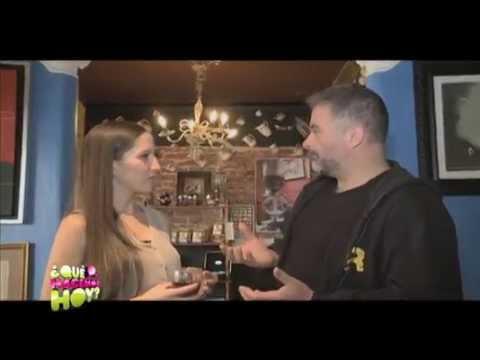 Manuel García Estrada En Entrevista En Rococó Café Espresso