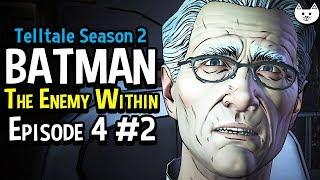 Batman The Enemy Within Episode 4 - ALFRED - ( Telltale Batman Season 2 EP.4 #2)