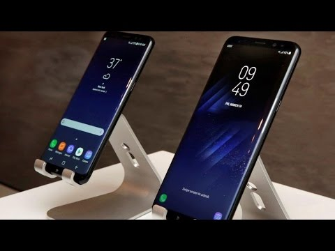 Samsung Galaxy S8 and S8+ RANT!