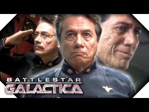 Battlestar Galactica   The Best Of Admiral Adama
