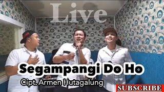 SEGAMPANGI DO HO ?? ~ ANJU TRIO (Live)