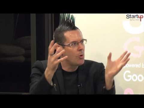 Chris Reed (Black Marketing) at Startup Grind Hong Kong