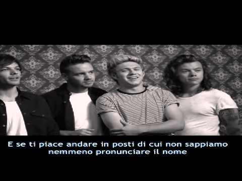 One Direction - Perfect (Traduzione Italiana)
