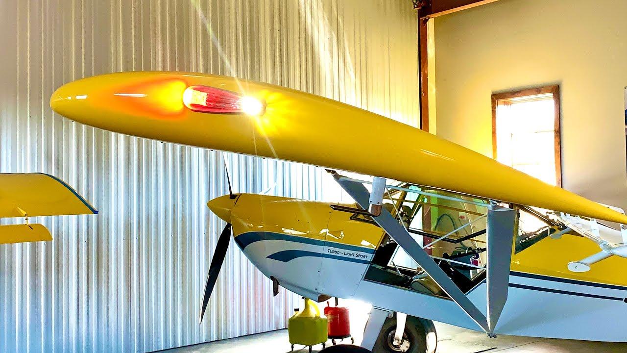 Kitfox Aircraft AeroLED lighting