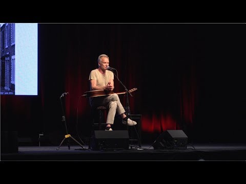 "STING: ""Exile and the Return to Community"" Highlights from Brown University Commencement 2018 Forum"