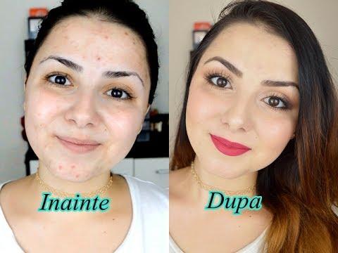 Machiaj Doar Cu Produse Oriflame Oriflame Makeup Tutorial Youtube