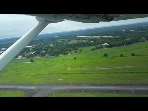 Cessna Grand caravan landing