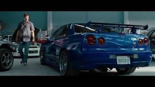 The Fast and the Furious(unofficial video)[DMX - X gonna give it to ya]