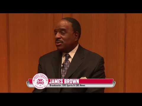 Three-Time Emmy Award Winner James Brown Comes To Marist