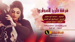 جديد دحية فرقة طرب الصحاري     محمد ابوسليم و اسماعيل ابو تلجي 2019 دسك 1
